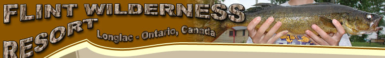 Flint Wilderness Resort; Longlac - Ontario, Canada