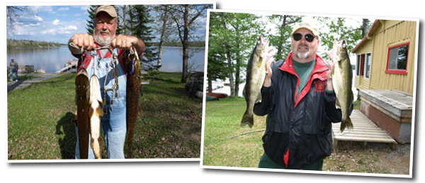 Flint Wilderness Resort - Fishing